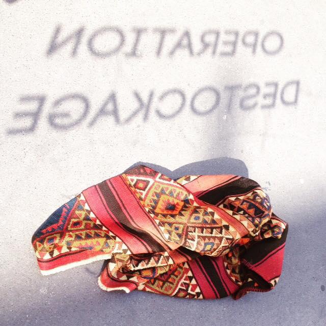 boutique réputée dans la vente de kilims